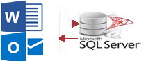 SQL database, ms access